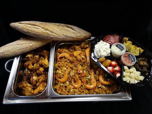 paella-buffet