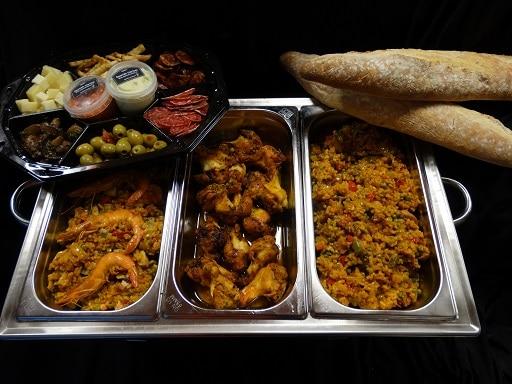 spanish harlem buffet