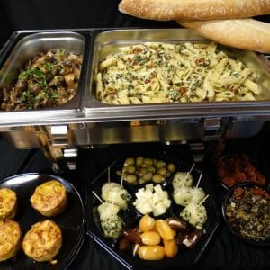 vegetarisch buffet