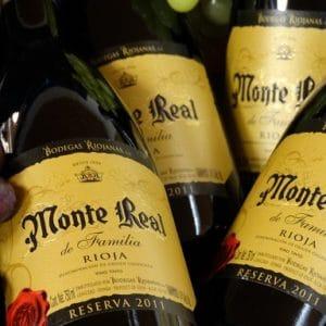 wijnen en dranken