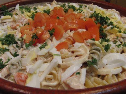 tapas_pasta_tonijn recept