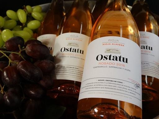 Ostatu Rioja rose
